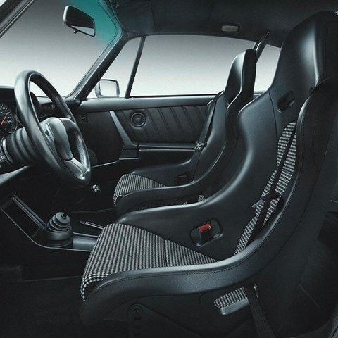 Recaro Classic Line Putting, Aftermarket Muscle Car Seats